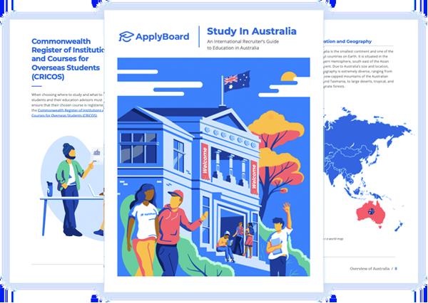 Study in Australia Guide Preview