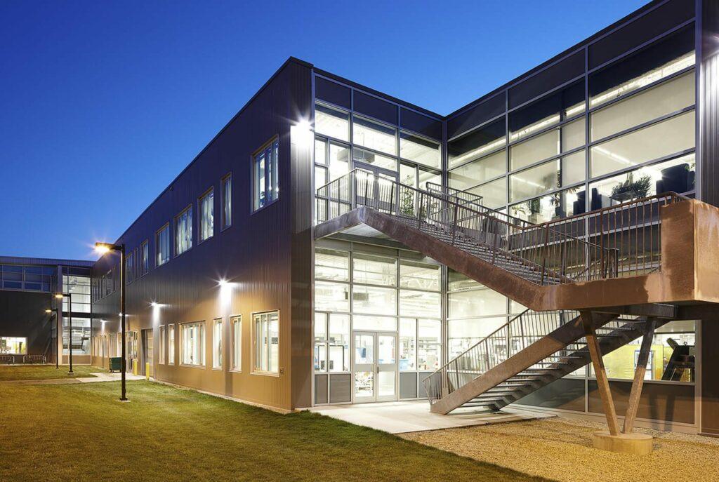 Red Deer College campus