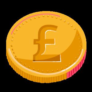 Illustration of UK money