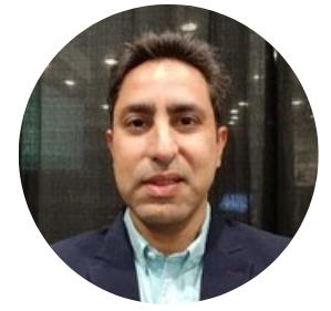 Sina Meraji, Director of Software Development at ApplyBoard's headshot