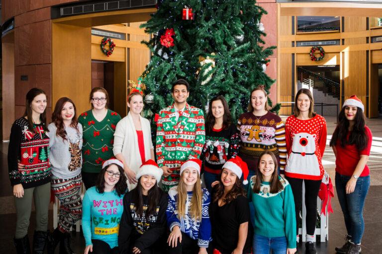 ApplyBoard Team photo, holiday 2017