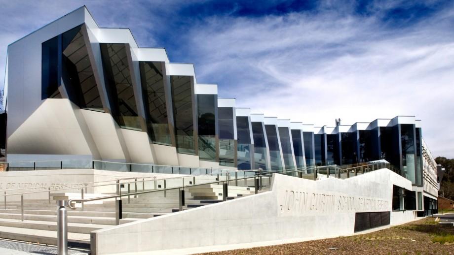 Exterior of the Australian National University