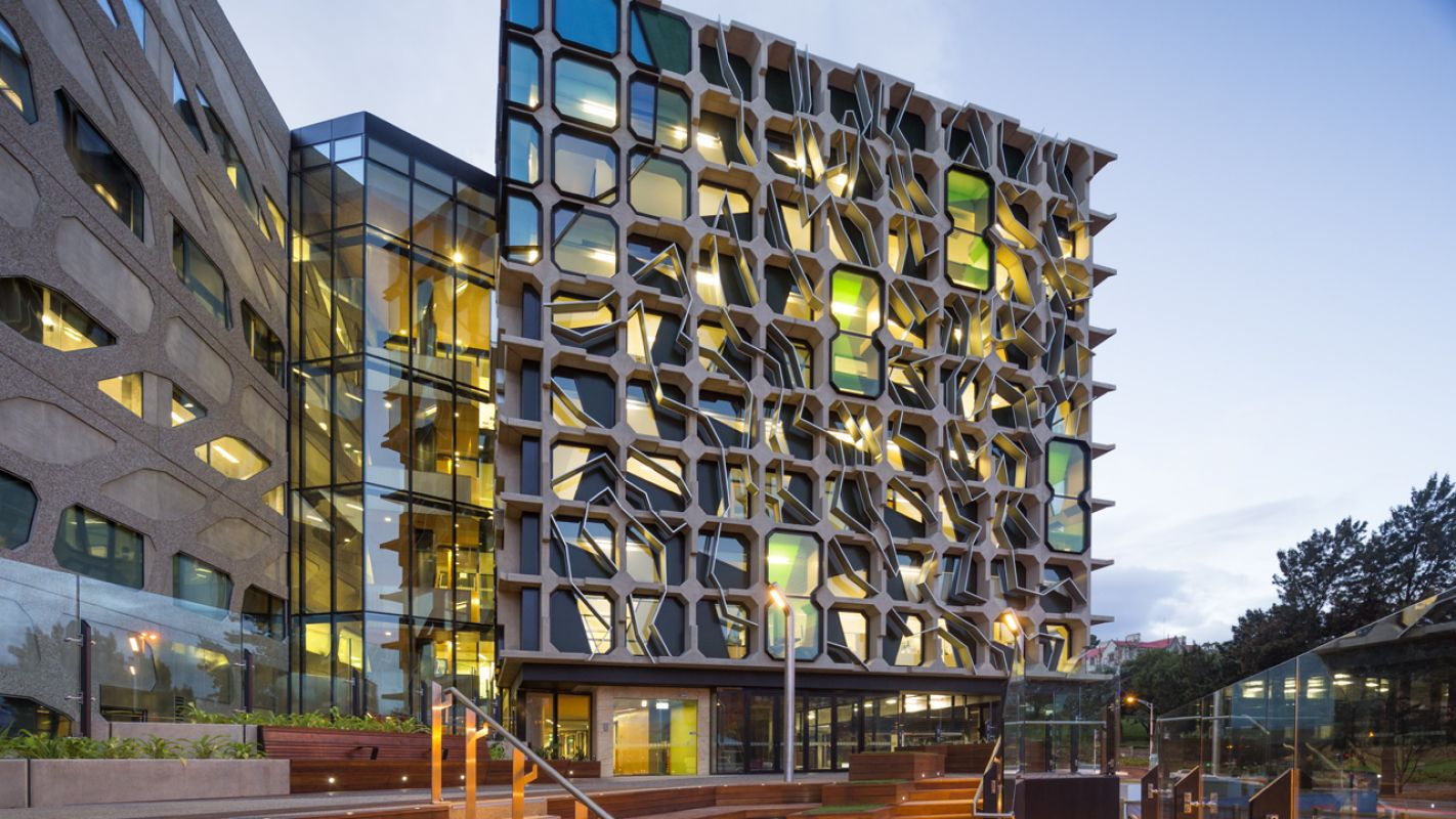 University of Tasmania campus building