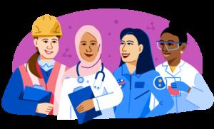 Women Who Studied STEM