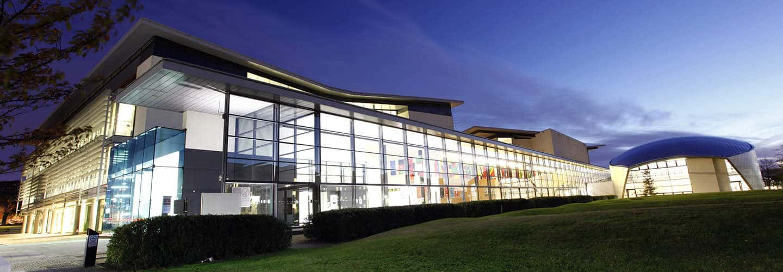University of Hertfordshire campus