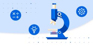 Illustration representing STEM