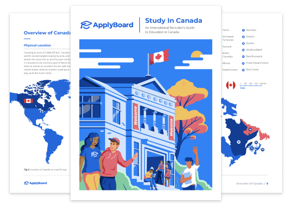 Study in Canada - Preview of Guide