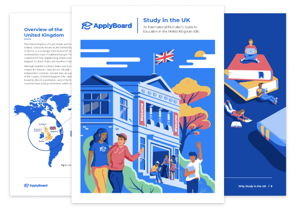 Study in the UK - Preview of Guide