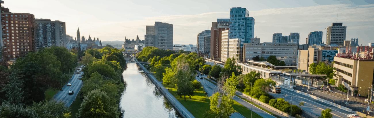 University of Ottawa campus