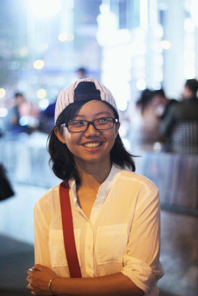 Photo of Heather Zheng