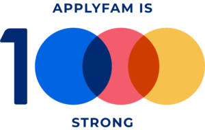 ApplyFam is 1,000 Strong