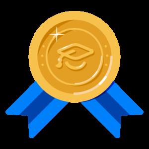 Illustration of award