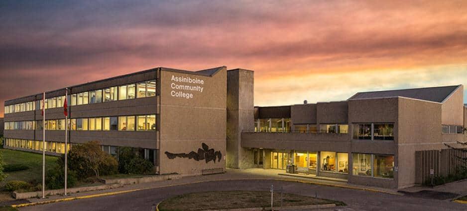 Assiniboine Community College campus