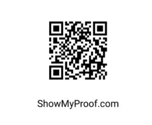 ShowMyProof QR Code